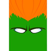 Street Fighter - Blanka by AshRB