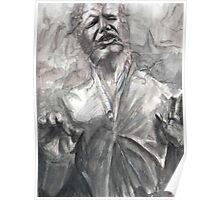 Han in Carbonite Poster