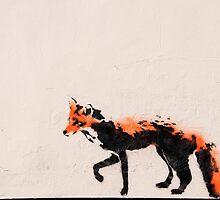 Fox by Simon Harrison