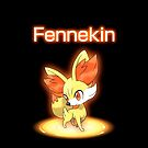 Fennekin - 6th Gen by ScottW93