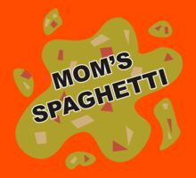 Mom's spaghetti - Loose yourself - EMINEM - novelty by teenmutantboss
