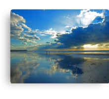 Freshwater West - Beautiful Space. Canvas Print