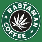 RASTAMAN COFFEE by karmadesigner