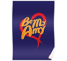 Be My Amy Poster