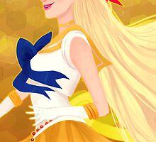 Sailor Venus by Ennemme