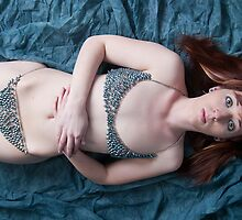 Chain mail bikini by Mountainimage