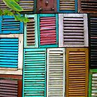 Shutters by Mark P Hennessy