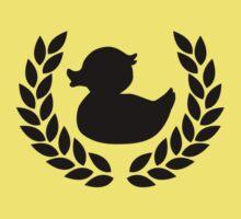 Rubber Ducky - Black Image Kids Clothes