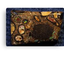 Unearth Ocean  Canvas Print