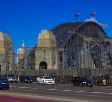 Cahill Expressway by Todd Kluczniak