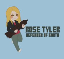 Rose Tyler by Littleartbot