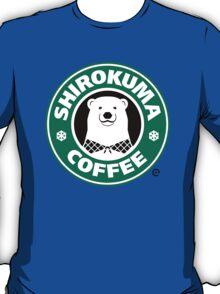 Shirokuma Coffee T-Shirt