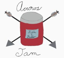 Arrows and Jam by echelonlove