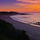 Island Paradise Sunset Phillip Island Vic Australia by PhotoJoJo