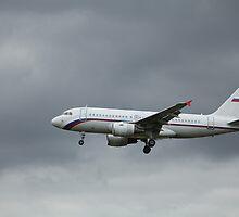 airplane by mrivserg