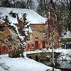 The White Mill by naturelover
