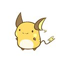 Cute Raichu by hotanime