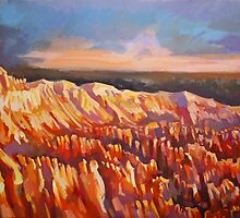 Bryce Canyon National Park by painterflipper