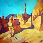 Bryce Canyon by painterflipper