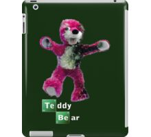 Breaking Bad Teddy Bear iPad Case/Skin