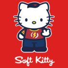 Soft Kitty by WinterArtwork