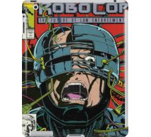 Robocop Comic iPad Case/Skin