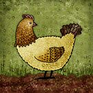 Bobba the Hen by Rencha
