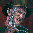 Freddy Krueger by Ashley Thorpe