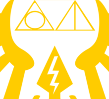 the legend of zelda: search for the horcruxes  Sticker