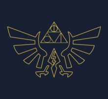 the legend of zelda: search for the horcruxes (OTLN) T-Shirt