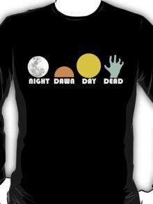The Dead Trilogy 1968-1985 white print T-Shirt