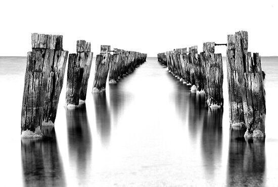 Clifton Springs Jetty by mashdown
