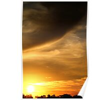 Sunset Bound Poster