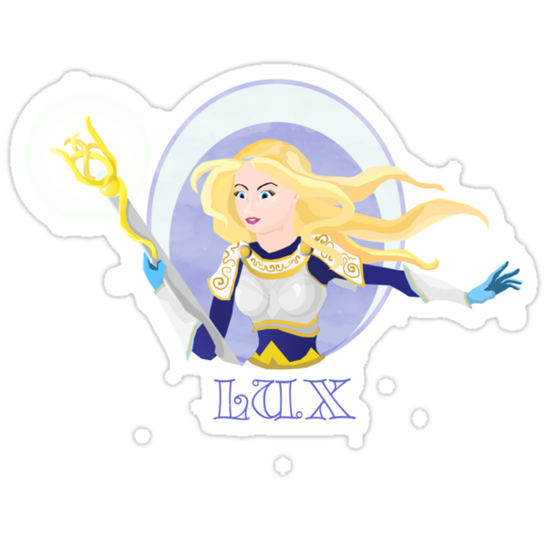 Lux, the Lady of Luminosity by Jellyscuds