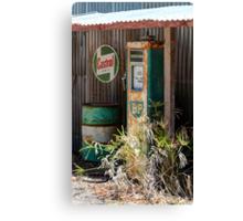 BP, Tailem Bend, South Australia Canvas Print