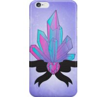 Pretty Crystals iPhone Case/Skin