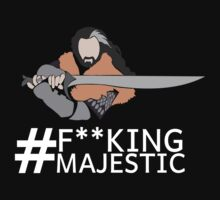 Majestic Thorin Oakenshield- Censored by DynamiteCandy