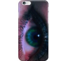 In the mists above perfection iPhone Case/Skin