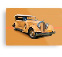 1934 Packard Touring Super Eight w/o ID Metal Print