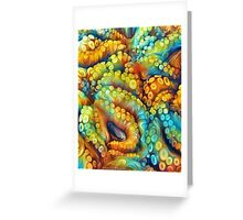 Tentacles Greeting Card