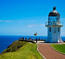 Cape Reinga Lighthouse by DAJPowell