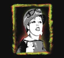 Poly Styrene by blackiguana