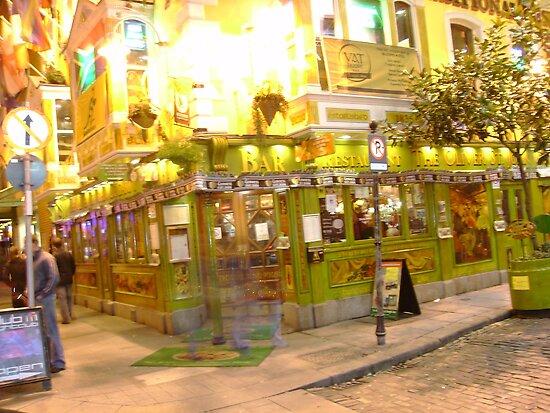 Green Bar by Valerie Howell