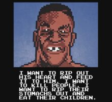 Mike Tyson's punchout by bakru84