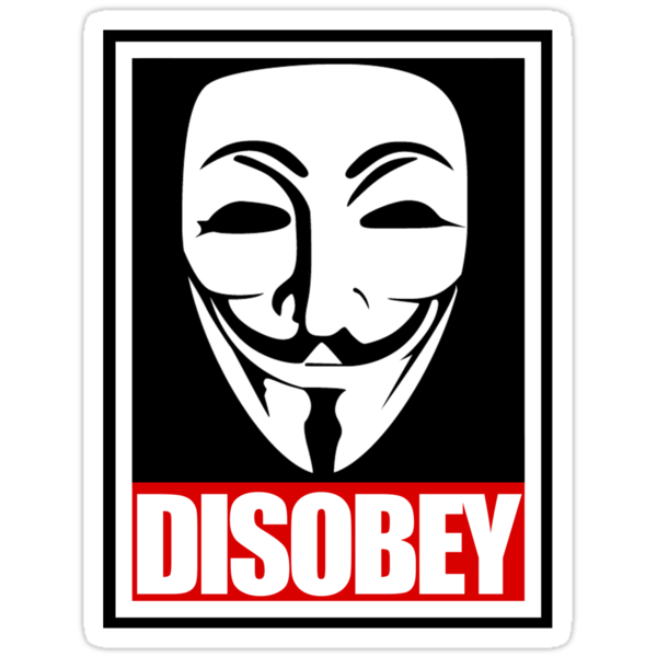 Disobey Vendetta by BrandonDanis