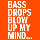 Bass Drops Blow Up My Mind by DropBass