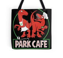Raptors in the Kitchen Tote Bag