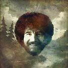 Bob Ross by filippobassano