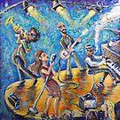 The Jazz Lounge by Jason Gluskin