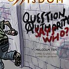 Uncommon Wisdom: Questioning Questioning Authority by dunlapshohl